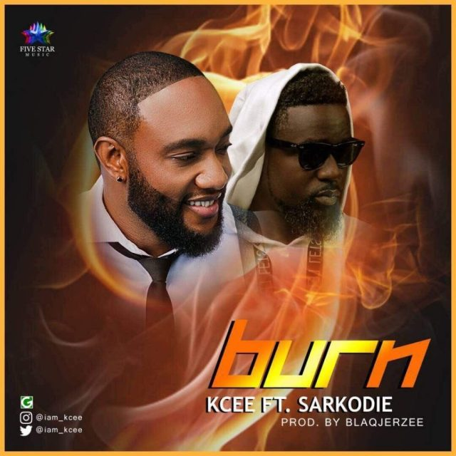 Kcee - Burn ft Sarkodie