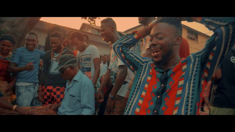 VIDEO: Juls - Agoro ft Adekunle Gold and Bisa Kdei