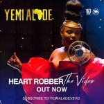 Yemi Alade Heart Robber Video