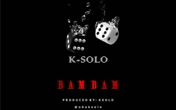 K-Solo Bam Bam