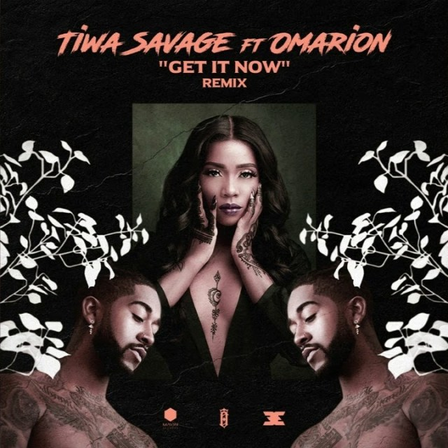 Tiwa Savage - Get It Now (Remix) ft Omarion