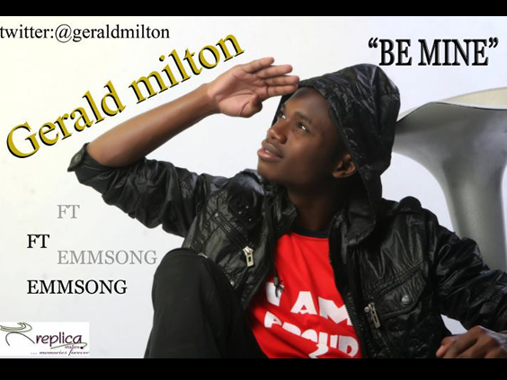 Gerald Milton – Be Mine ft Emmsong