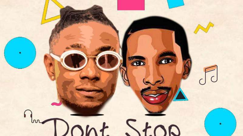 Nessy Bee - Dont Stop The Music ft DJ consequence