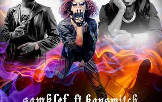 Samklef – Dancing Machine ft KaySwitch