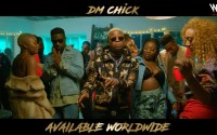 VIDEO Harmonize - DM Chick ft Sarkodie