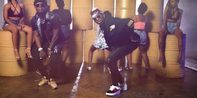VIDEO Harmonize ft Diamond Platnumz - Kwangwaru