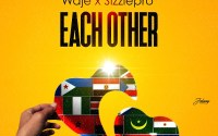 Waje ft Sizzle Pro - Each Other