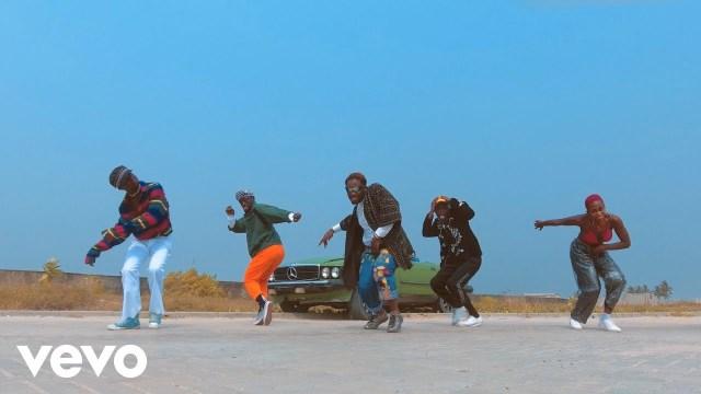 Yemi Alade - Kpirim ft Westsyde (Dance Video)