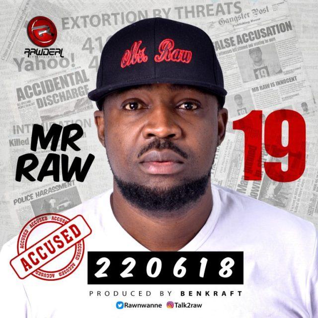 Mr Raw - 19