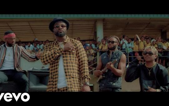 VIDEO: Harrysong – Selense II (Remix) ft Iyanya, Reekado Banks, Dice Ailes