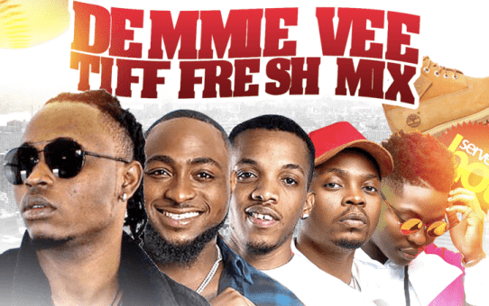 Download 2018 Fresh Naija Music Mix by DJ Kaywise
