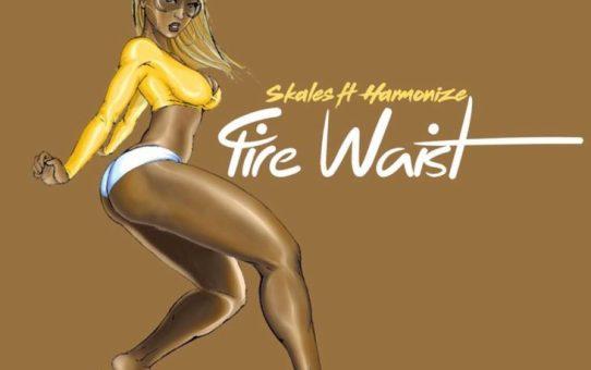 VIDEO: Skales – Fire Waist ft Harmonize