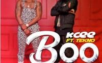 Kcee - Boo ft Tekno