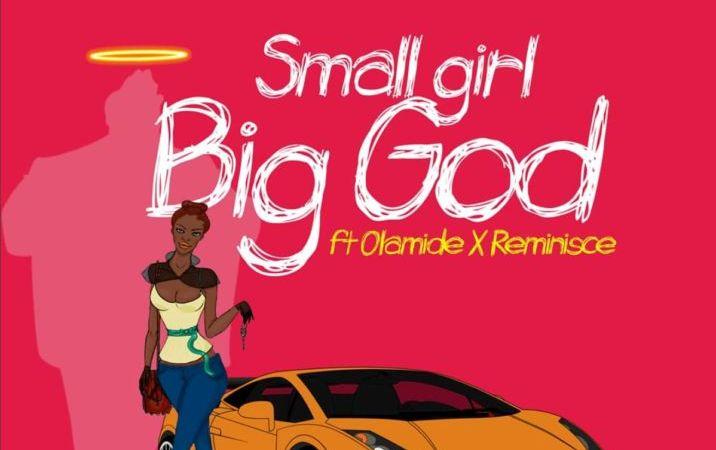 Small Girl Big God