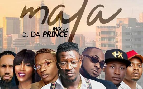 Hx Music Presents Mata Mix by DJ Da Prince
