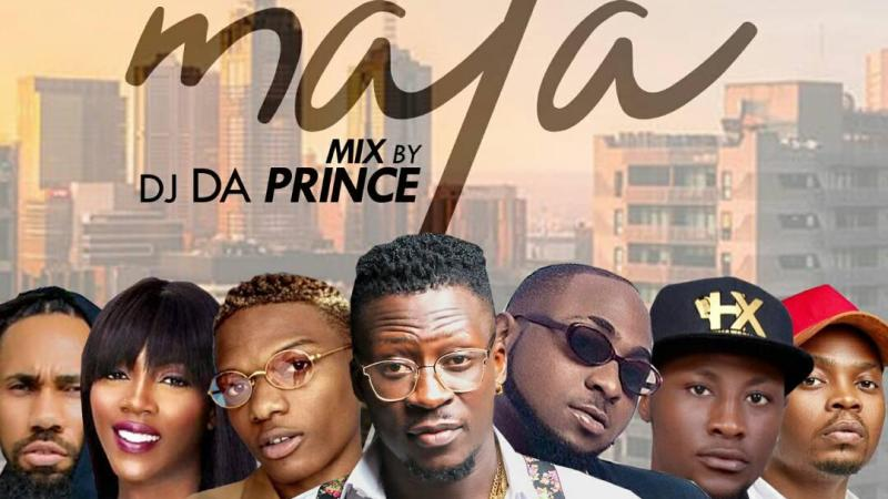 Hx Music Presents Mata Mix by DJ Da Prince