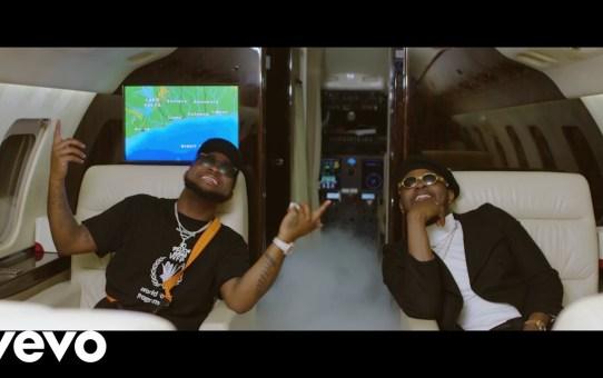 VIDEO: Kizz Daniel ft Davido – One Ticket