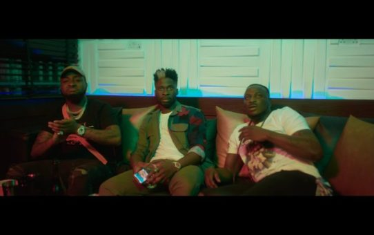 VIDEO: DJ ECool – 4U ft Davido, Peruzzi