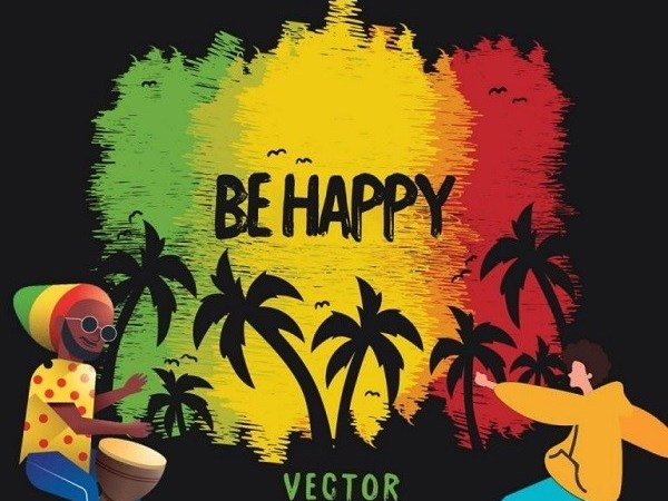 Vector-Be Happy-ft-DJ-Magnum-Daddy Showkey