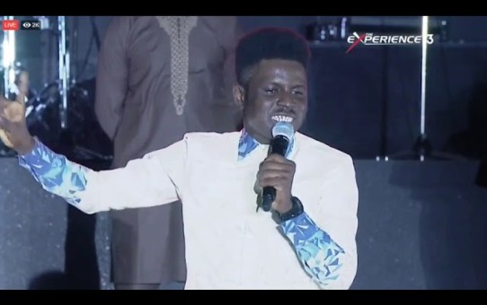 VIDEO: kenny Blaq Performance At The Experience 2018