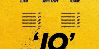 Dammy Krane - Jo' ft Zlatan, Olamide