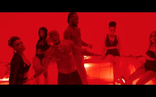 VIDEO: Harmonize ft. Burna Boy & Diamond Platnumz – Kainama