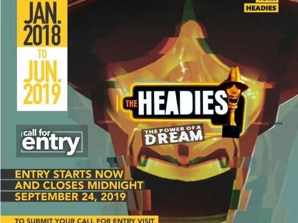 Headies Awards 2019: Full Nominees List
