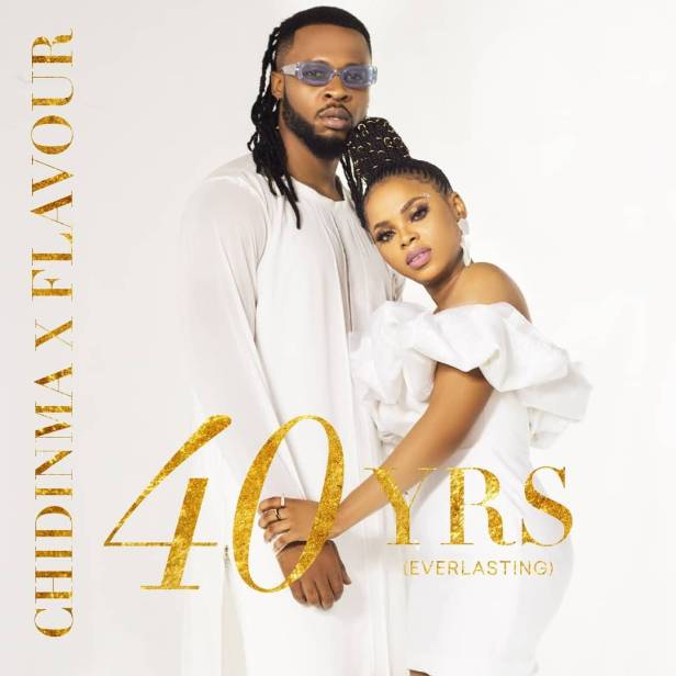 Flavour ft Chidinma - 40 yrs