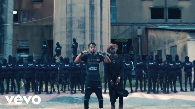 Oladips ft. Akeem Adisa - Half Human Half Rap