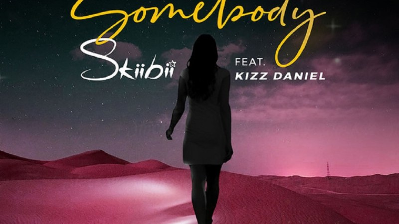 Skiibii - Somebody ft. Kizz Daniel