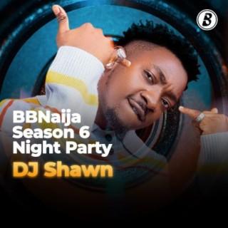 BBNaija Season6 Night Party DJ Shawn