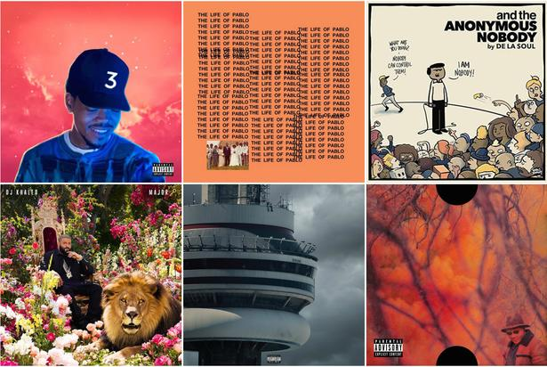 Vote Who Should Win Best Rap Album At The 2017 Grammys