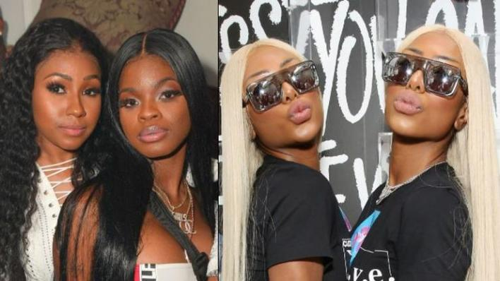 """City Girls & Clermont Twins Beef Over Photoshoot Pose: """"Fake Fashion  B*tches"""""""