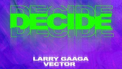 Photo of Larry Gaaga – Decide Ft Vector