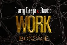 Photo of Larry Gaaga x Davido – Work