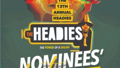 Photo of Headies 2019: See Full List Of Nominees