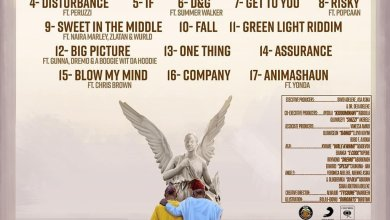 Photo of Davido – A Good Time album Tracklist