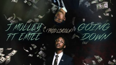 Photo of J Molley – Going Down Ft Emtee