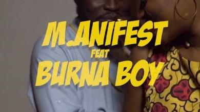 Photo of Video: M.anifest – Tomorrow Ft Burna Boy