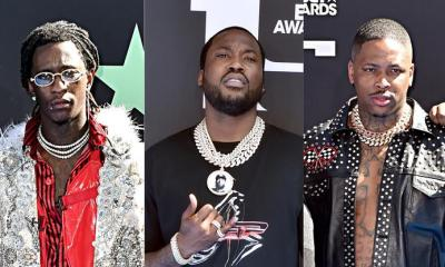 """Meek Mill Roasted By Young Thug & YG: """"WTF Fingers Are Those?"""""""