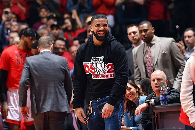 Drake Jokingly Disses Quavo & Justin Bieber During Raptors Game