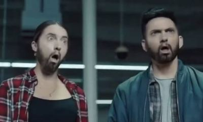 Watch Eminem 'Godzilla' Video