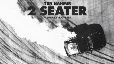 Photo of Listen to YBN Nahmir '2 Seater' Feat. G-Eazy & Offset