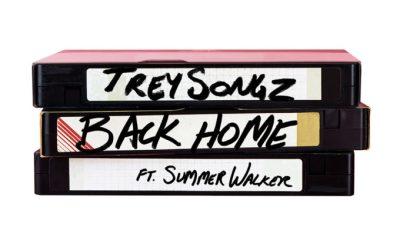 Trey Songz - Back Home Ft. Summer Walker