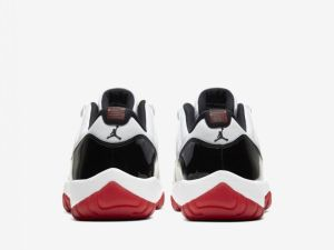 """Release date of Air Jordan 11 Low """"Bred Concord"""" Revealed"""