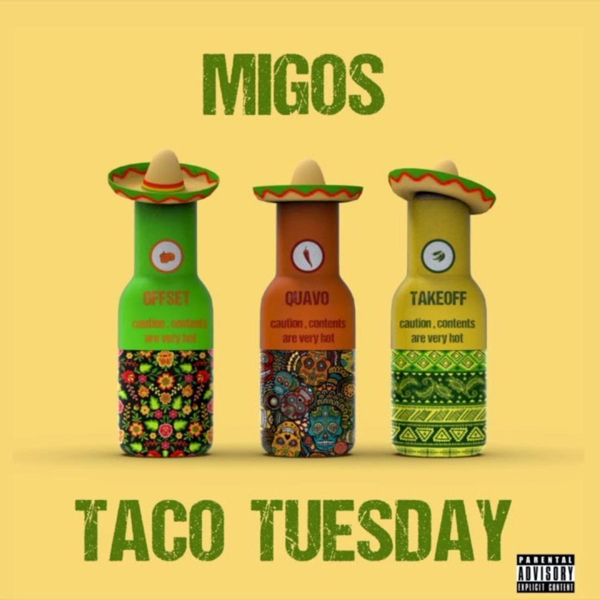 Migos Taco Tuesday