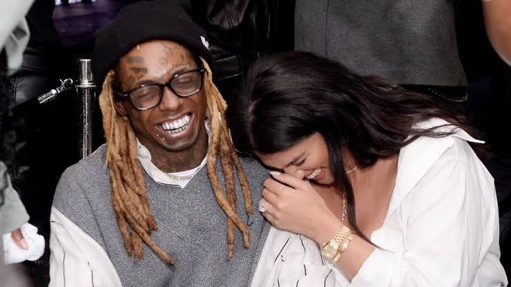 Lil Wayne and girlfriend
