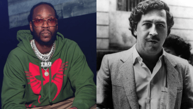 Photo of Pablo Escobar's Family Sued 2 Chainz Over Restaurant Name For $10 Million