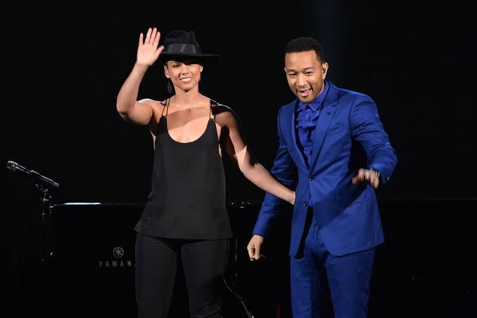 John Legend VS. Alicia Keys 'Verzuz'