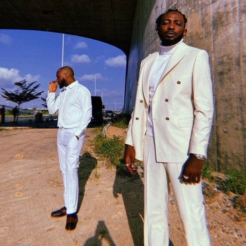 Davido Signs May D to DMW Record label